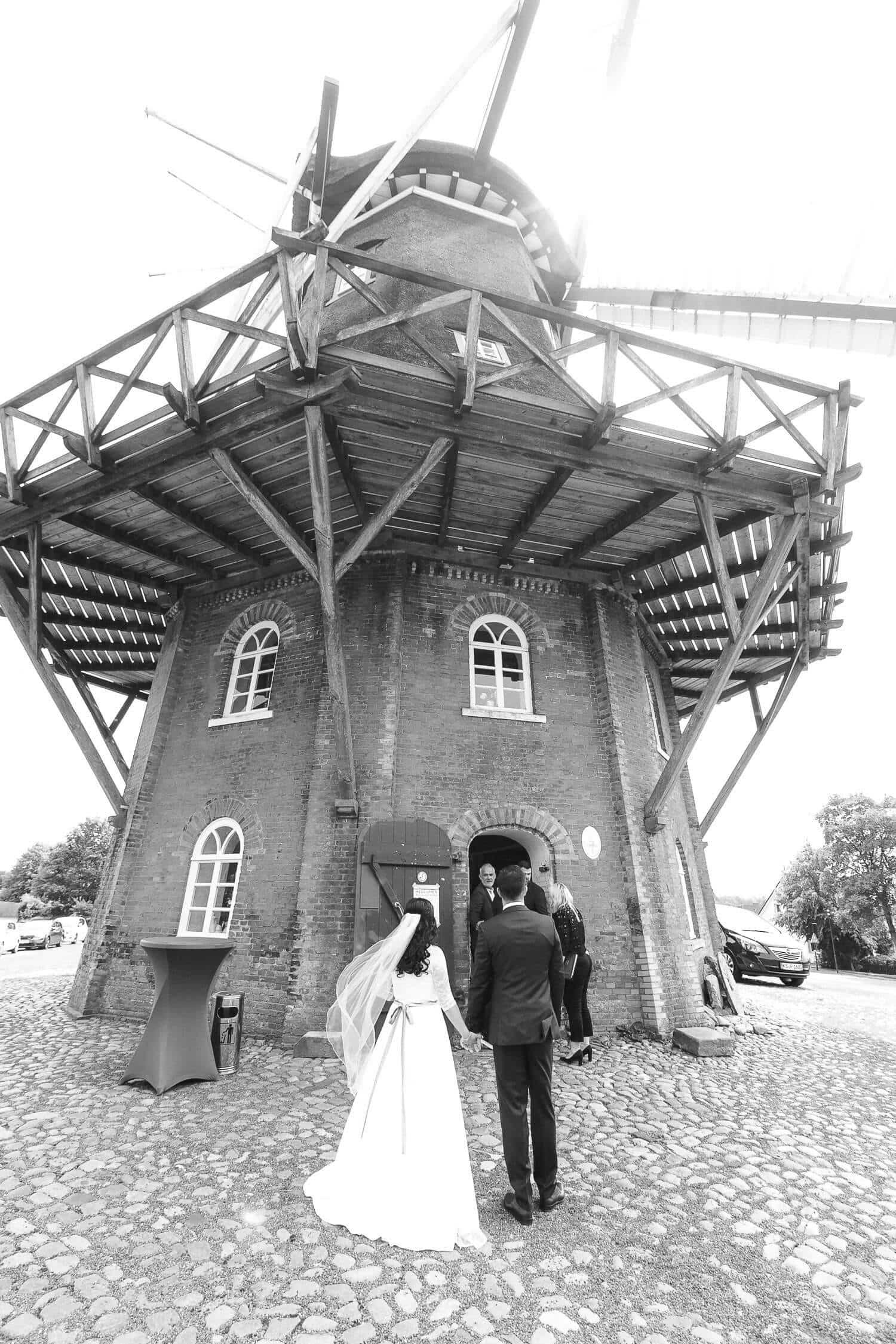 Hochzeit in der Midlumer Mühle