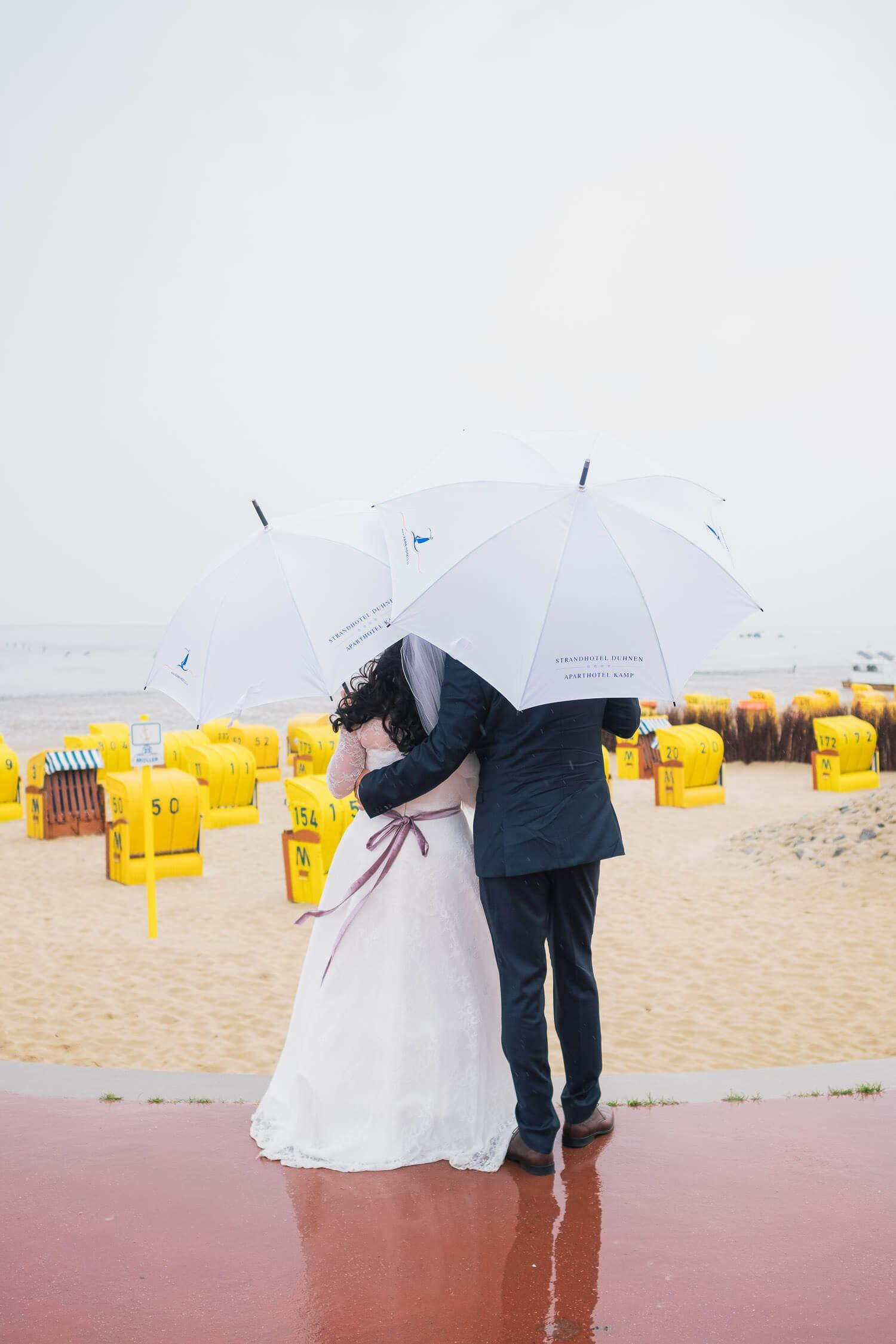 Hochzeitsfotos Cuxhaven Sahlenburg